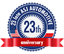 20 lat ASJ Automotive